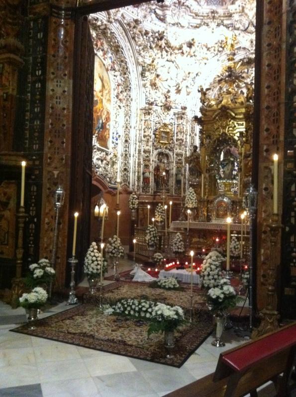 monumento eucaristico san mateo 2011