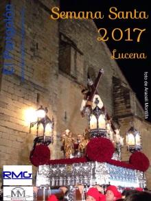 Cartel virtual editado por EL PARIGOLÓN para la Semana Santa de 2017